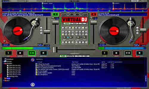 mezclar virtual dj