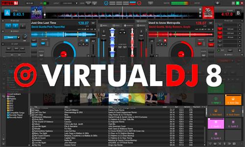 Virtual Dj8