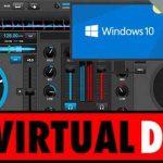 Virtual Dj para Windows; Una gran opción para incursionar en el mundo de las mezclas