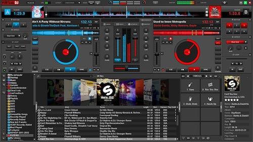 mezclar música con Virtual Dj